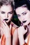 playera/chamarra:BESPOKE fotógrafo:Abraham Saraya maquillaje:Fernanda Covarrubias stylist:Diana Coss Diseño:Yomtob Achar