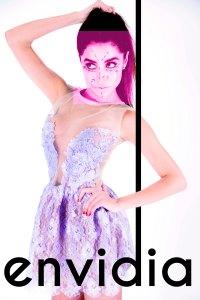 concepto y fotografía: Nicoletta Pontecorvo eyecandy: Adriana Camargo vestido:Regina Carrión Atelier  diseño: Yomtob Achar