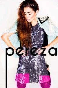 concepto y fotografía: Nicoletta Pontecorvo eyecandy: Adriana Camargo vestido:Monica Dominguez blazer:Monica Dominguez diseño: Yomtob Achar